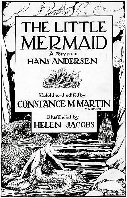 ヘレン・ジェイコブス画の人魚姫_c0084183_19322799.jpg