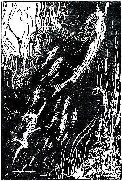 ヘレン・ジェイコブス画の人魚姫②_c0084183_201301.jpg