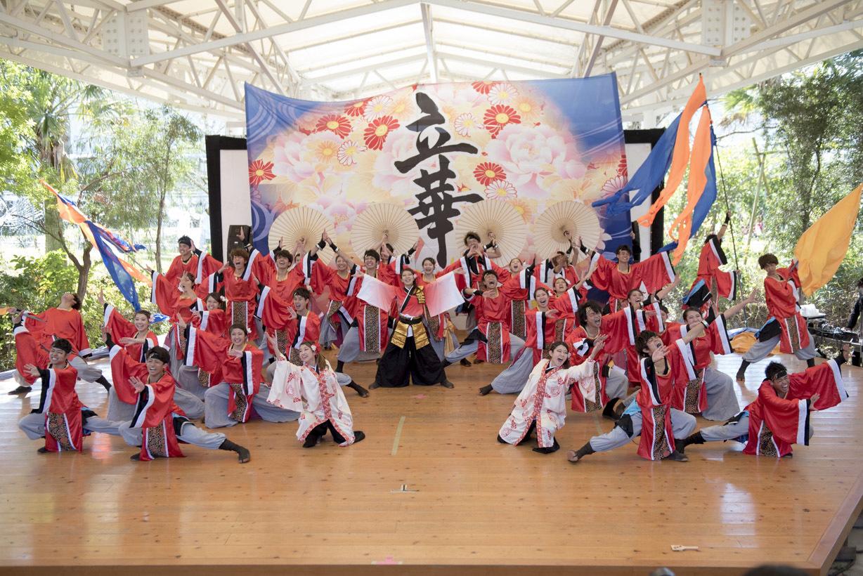 第4回よさバカinフルーツパーク『浜松学生連 鰻陀羅』_f0184198_22393991.jpg