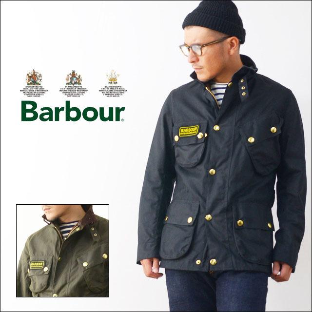 Barbour[バブアー] INTERNATIONAL JACKET SLIM /インターナショナル スリム フィットジャケット[MWX1016] スリムインターナショナルジャケット _f0051306_17043905.jpg