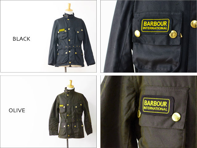 Barbour[バブアー] INTERNATIONAL JACKET SLIM /インターナショナル スリム フィットジャケット[MWX1016] スリムインターナショナルジャケット _f0051306_17044261.jpg