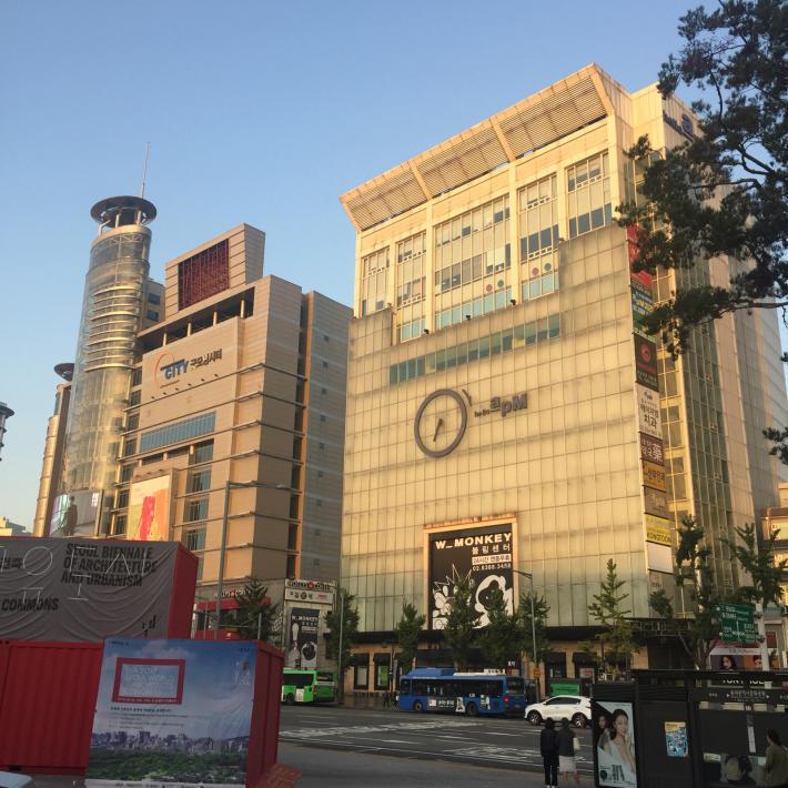 17年10月日帰りソウル 2☆朝の東大門活動_d0285416_22124064.jpg