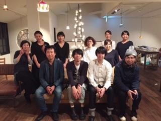 昨夜のNAKAO CAFEは_d0171222_20471398.jpg