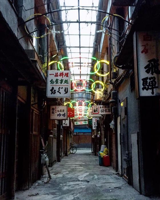 丸川センター / 岐阜市柳ケ瀬通 / iPhone 6_c0334533_19492115.jpg
