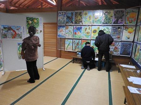 色とりどりの果実/さとの文化祭 最終日_a0123836_14565959.jpg