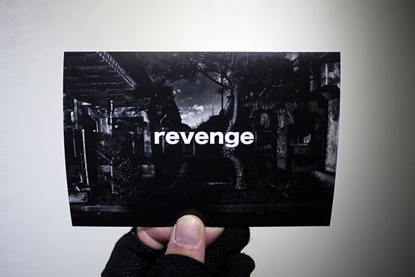 ソママサハル写真展 『revenge』。_e0158242_03100297.jpg