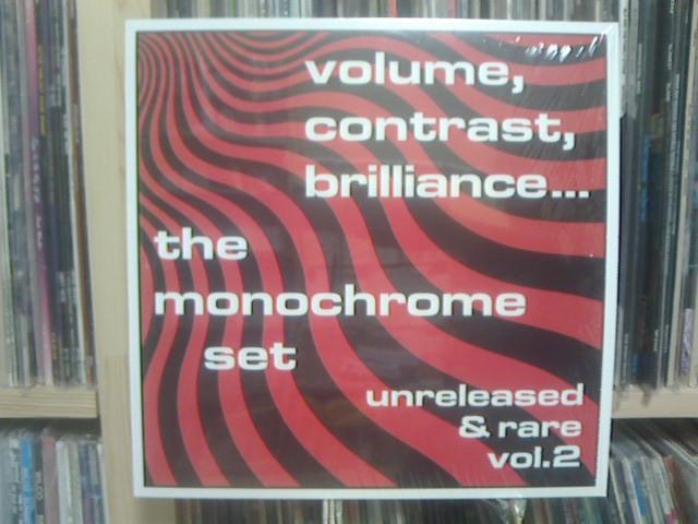 Volume,Contrast,Brilliance...Unreleased&Rare vol.2  / The Monochrome Set_c0104445_20223628.jpg