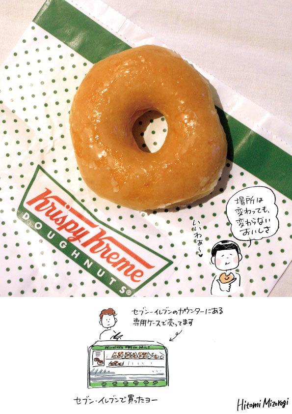 【メルボルンドーナツ旅:その11】セブン-イレブンでKrispy Kreme Doughnuts【コンビニでクリスピークリームが買えるのだ】_d0272182_22503175.jpg