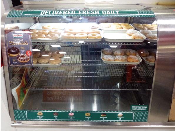 【メルボルンドーナツ旅:その11】セブン-イレブンでKrispy Kreme Doughnuts【コンビニでクリスピークリームが買えるのだ】_d0272182_22503599.jpg