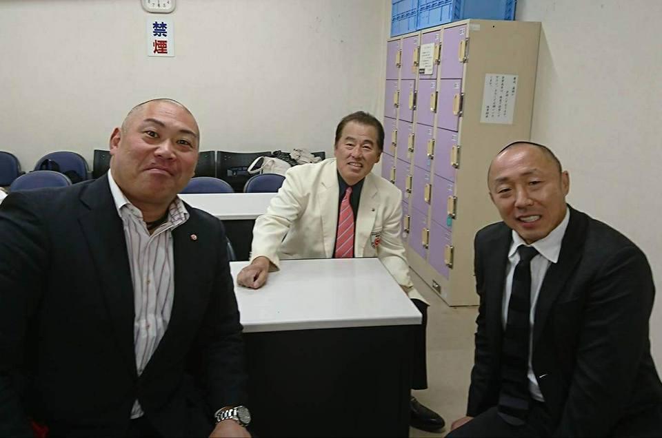 和歌山大会の後援会の皆様と、御礼の交流コンペ参加。_c0186691_14322624.jpg