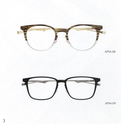 999\'9(フォーナインズ)ニューコレクション「眼鏡は道具である」新作アドバンスプラスチックフレームAPM-08入荷!_c0003493_11115281.jpg