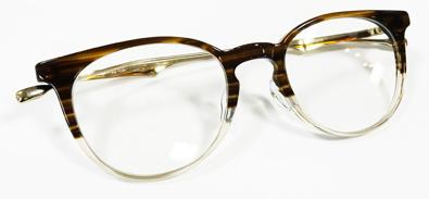 999\'9(フォーナインズ)ニューコレクション「眼鏡は道具である」新作アドバンスプラスチックフレームAPM-08入荷!_c0003493_11120304.jpg