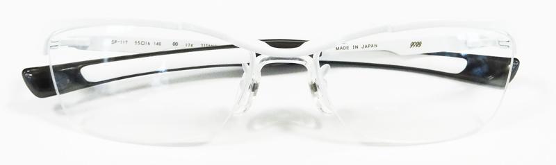 999\'9(フォーナインズ)ニューコレクション「眼鏡は道具である。原点のもっと先へ。もの創りのもっと奥へ」新作メタルフレームSP-11T入荷!_c0003493_11320160.jpg