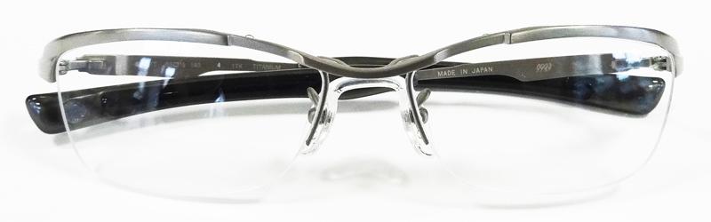 999\'9(フォーナインズ)ニューコレクション「眼鏡は道具である。原点のもっと先へ。もの創りのもっと奥へ」新作メタルフレームSP-11T入荷!_c0003493_11335749.jpg