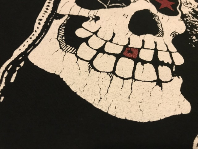 THREE FACE SKULL Tee_d0121303_17094866.jpg