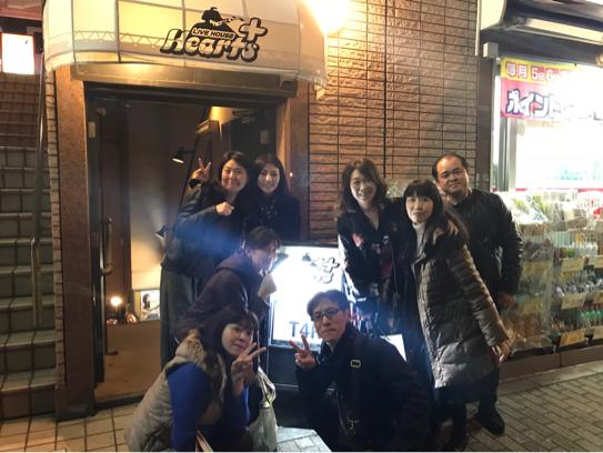 今年最後のT4Rと東京_f0085810_16060757.jpg