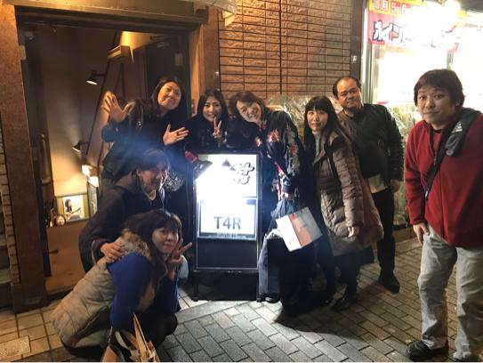 今年最後のT4Rと東京_f0085810_16060829.jpg