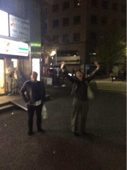 今年最後のT4Rと東京_f0085810_16130256.jpg