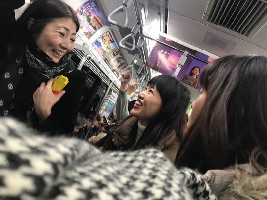 今年最後のT4Rと東京_f0085810_16130415.jpg