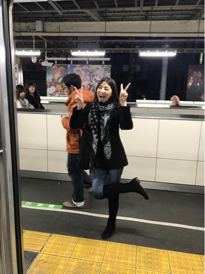 今年最後のT4Rと東京_f0085810_16130512.jpg