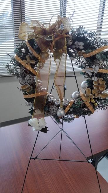 クリスマスリース_c0236632_15173884.jpg