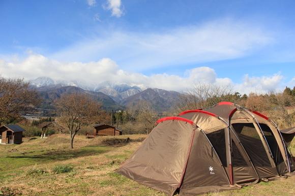 初冬の長野キャンプ_e0234741_21153949.jpg
