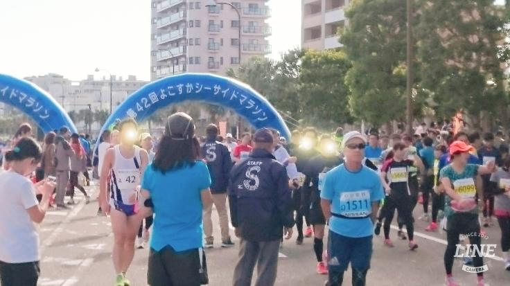 シーサイド マラソン 2019 横須賀