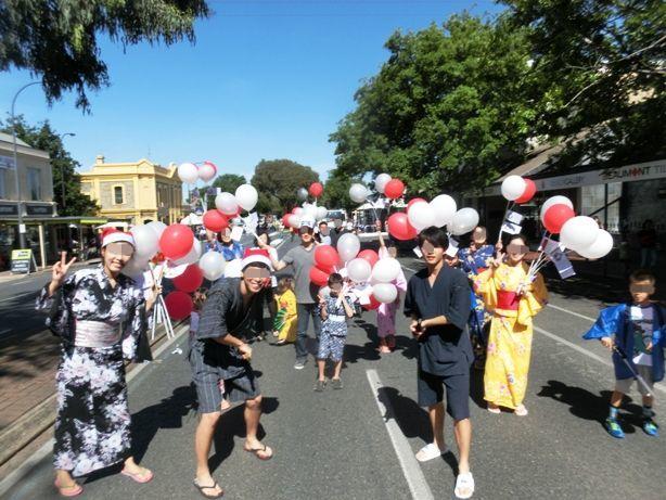 2017クリスマスパレードの報告_f0234165_16225646.jpg
