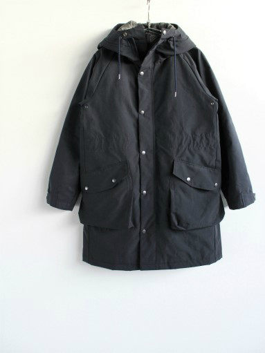 ARAN SWD PARKA (products for us)_b0139281_16215757.jpg