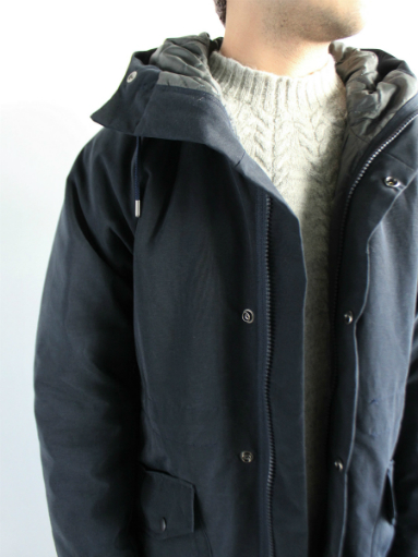 ARAN SWD PARKA (products for us)_b0139281_16223546.jpg
