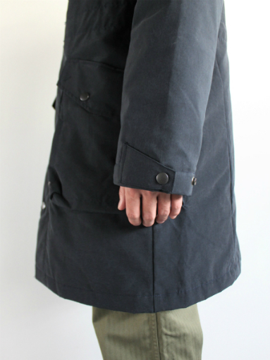 ARAN SWD PARKA (products for us)_b0139281_16224961.jpg