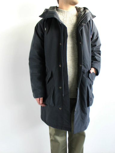 ARAN SWD PARKA (products for us)_b0139281_1622537.jpg