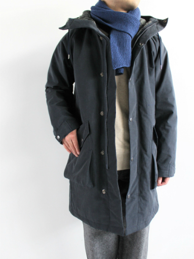 ARAN SWD PARKA (products for us)_b0139281_16232883.jpg