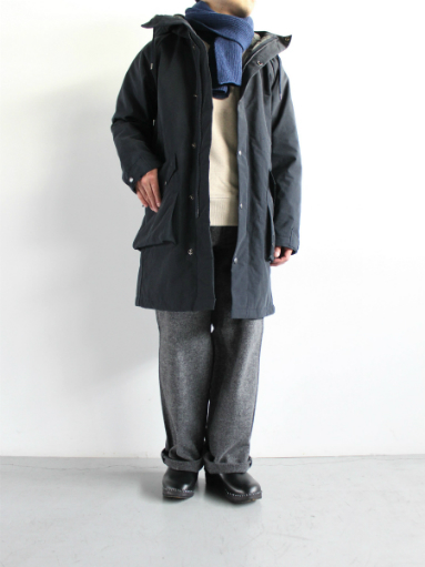 ARAN SWD PARKA (products for us)_b0139281_16233495.jpg