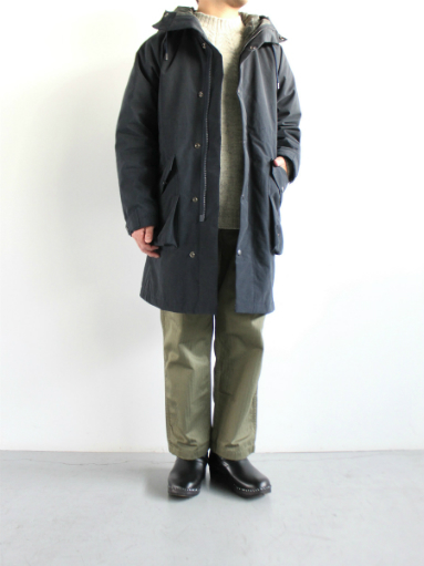 ARAN SWD PARKA (products for us)_b0139281_16234137.jpg