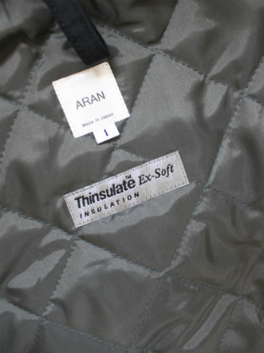 ARAN SWD PARKA (products for us)_b0139281_18264995.jpg