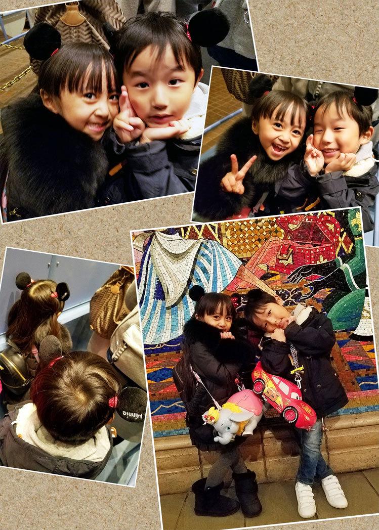 Boy friend君と…夜のディズニーデート♡_d0224894_03574036.jpg
