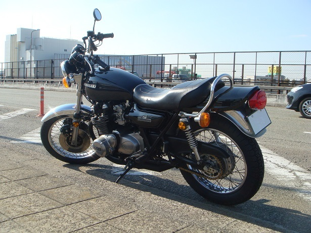 1974 750RS 試走_c0153300_17251953.jpg