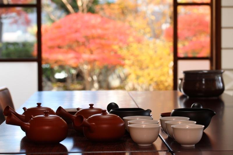 喜楽亭で楽しむ おいしい日本茶 十一月_b0220318_20150113.jpg