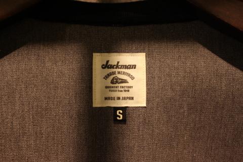 """上質で大人な「Jackman」 \""""Award Jacket\"""" JM8770 ご紹介_f0191324_08174902.jpg"""