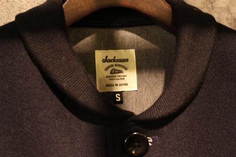 """上質で大人な「Jackman」 \""""Award Jacket\"""" JM8770 ご紹介_f0191324_08180063.jpg"""