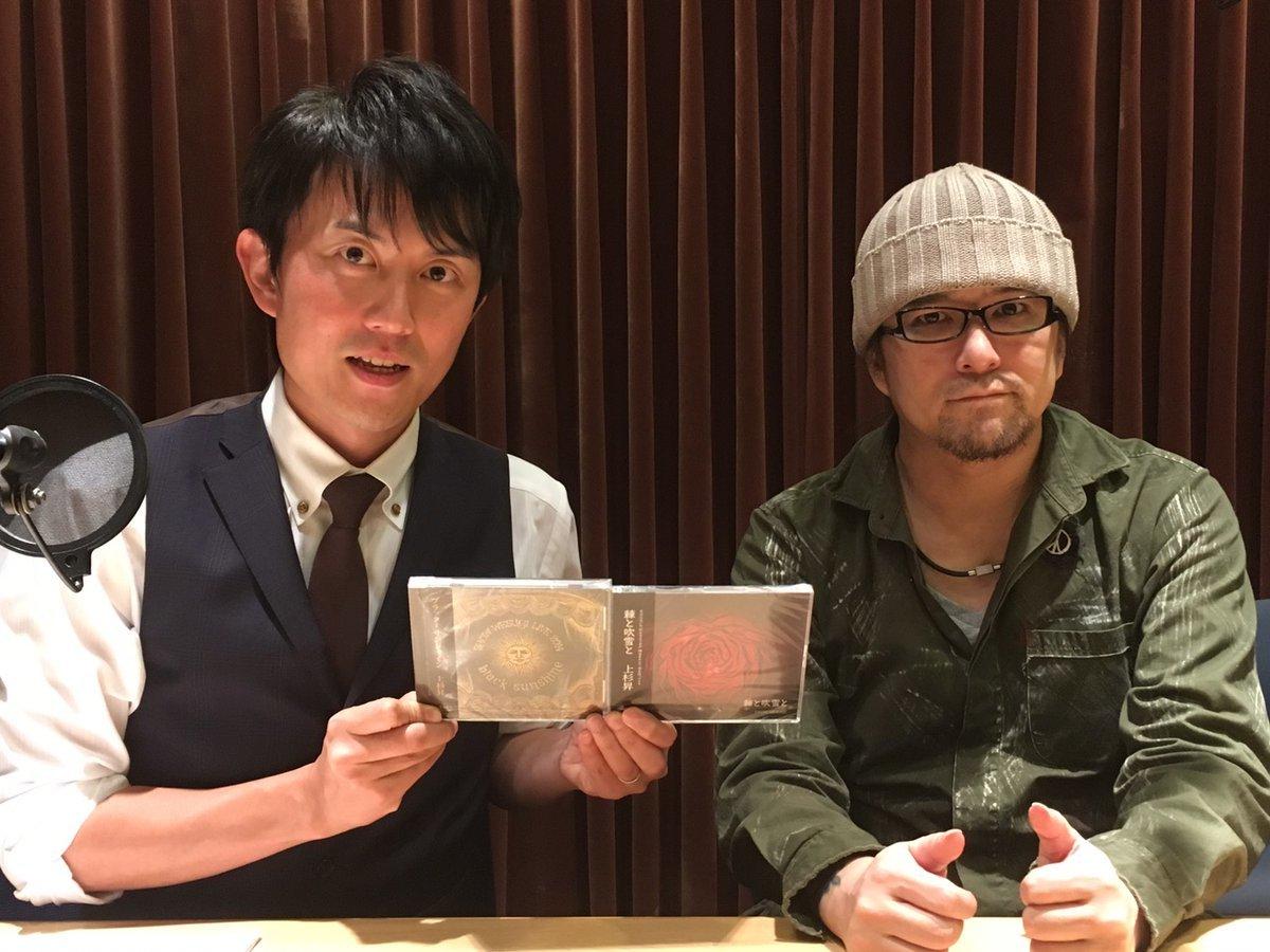 2017年11月28日(火)TBSラジオ「エンタメEXPRESS」上杉昇_d0335541_21395387.jpg
