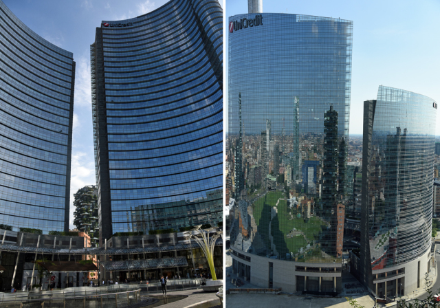 Porta Nuova地区 ミラノの新しい風景①_d0262144_15570024.jpg