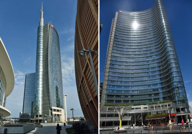 Porta Nuova地区 ミラノの新しい風景①_d0262144_15570529.jpg