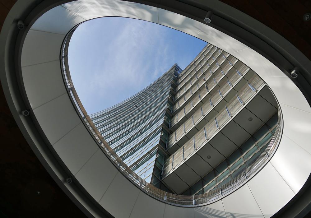 Porta Nuova地区 ミラノの新しい風景①_d0262144_15574831.jpg