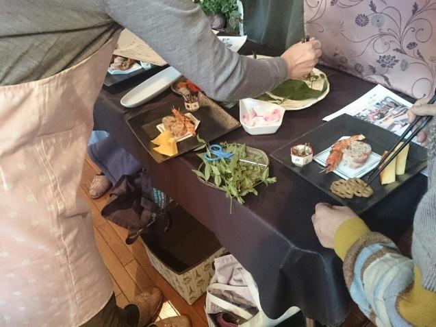 11月の「お正月料理」最終週…_f0323446_22244567.jpg