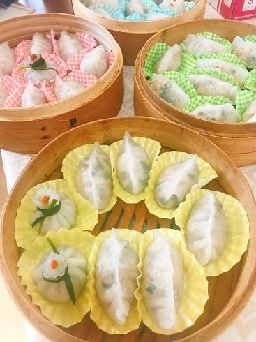 潮州粉果、パイナップルパン、胡椒餅、お料理レッスン_a0175348_19323391.jpg
