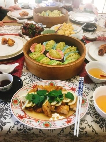 潮州粉果、パイナップルパン、胡椒餅、お料理レッスン_a0175348_19350482.jpg