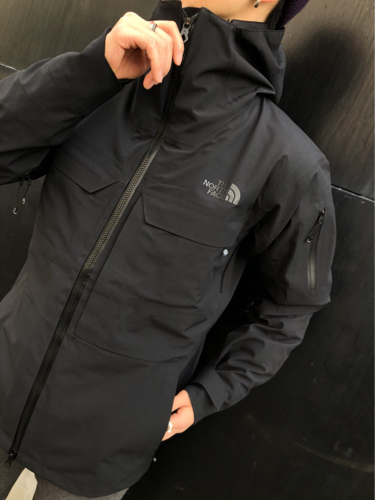 "Put on the ""Powdance Triclimate Jacket\"" !! ②_d0227059_09514787.jpg"