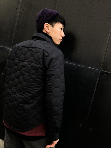 "Put on the ""Powdance Triclimate Jacket\"" !! ②_d0227059_09521951.jpg"